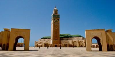 rutas de Casablanca al Sur de Marruecos