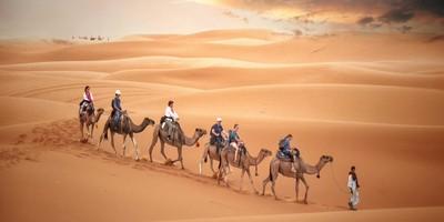 viajes del desierto desde Fez