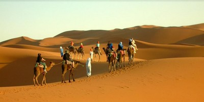 Marruecos viaje al desierto