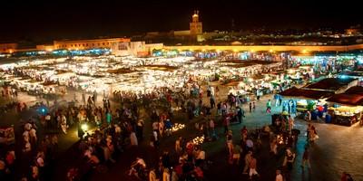 4 días Marrakech a Merzouga ruta del desierto