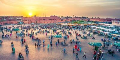 3 días Viaje de Marrakech al Desierto