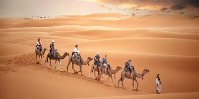 4 days Fes to Marrakech Sahara tour
